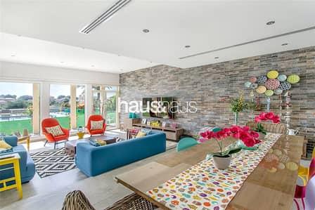 فیلا 5 غرفة نوم للبيع في المرابع العربية، دبي - Stunning Type 5 | Golf Course Views | Upgraded