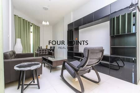 2 Bedroom Flat for Sale in Jumeirah Village Triangle (JVT), Dubai - Private Garden 2BR+M+Store in Plazzo Res in JVT