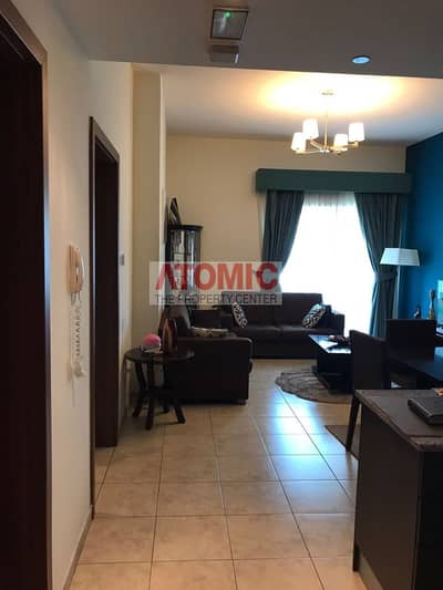 Spacious 1 Bedroom Furnished for Sale