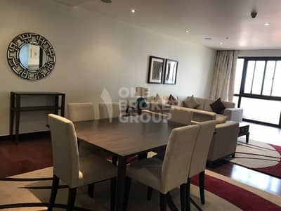 1 Bedroom Flat for Sale in Palm Jumeirah, Dubai - Full Palm/ Sea view 1 Bedd on High floor