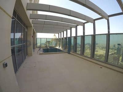 بنتهاوس 6 غرف نوم للايجار في الخليج التجاري، دبي - Stunning 6Bed Penthouse|Panoramic view
