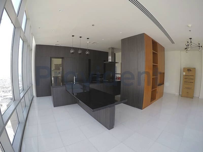 13 Stunning 6Bed Penthouse Panoramic view