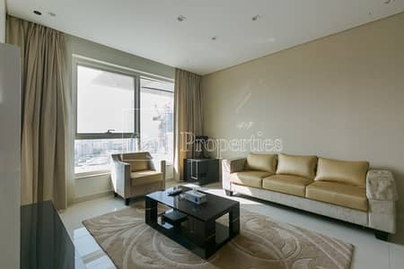 1 Bedroom Apartment for Sale in Business Bay, Dubai - Huge One Bedroom Apartment in Maison Canal Views