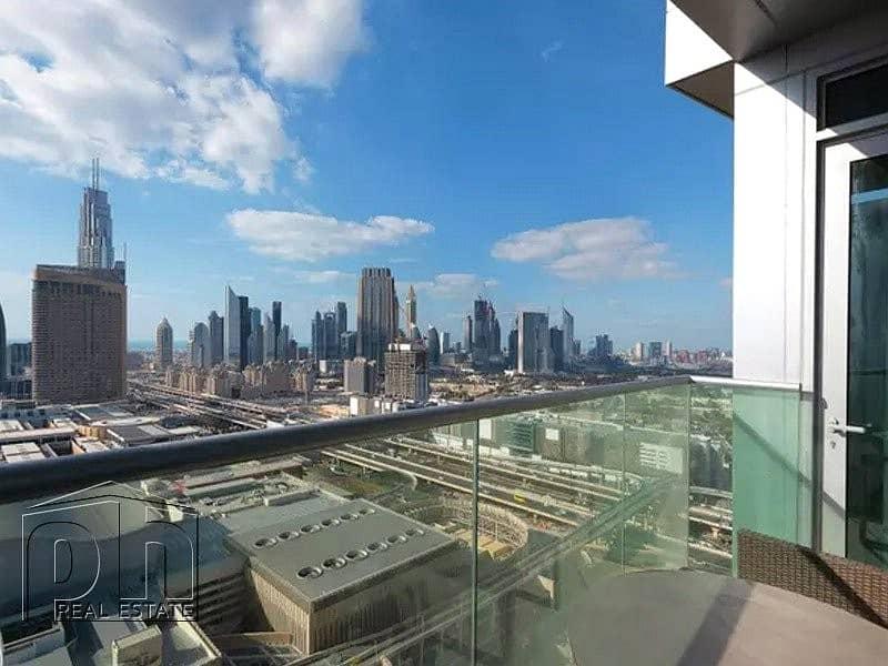 2 Full Burj Views