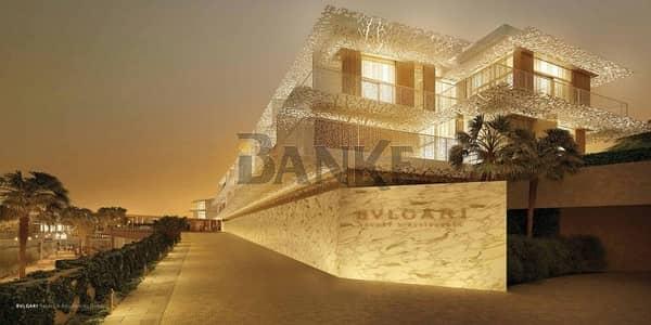 فیلا 3 غرفة نوم للبيع في جميرا، دبي - PAY 20% | MOVE IN A HUGE 3BR MANSION | BULGARI RESIDENCE