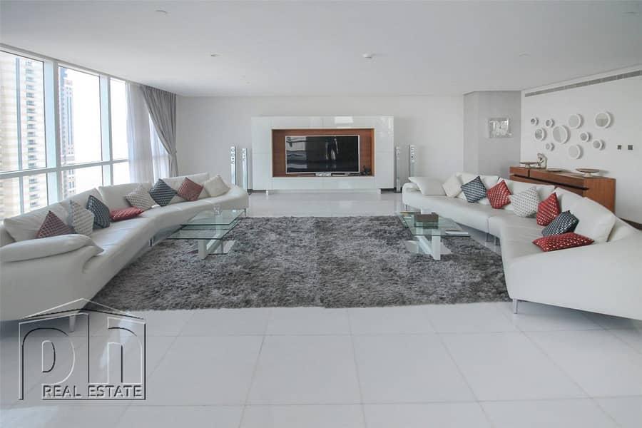 10 Luxury Upgraded 4 Bedroom Duplex Penthouse