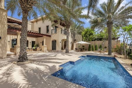 4 Bedroom Villa for Sale in Saadiyat Island, Abu Dhabi - EXCLUSIVE - Beautifully designed luxury home on golf course