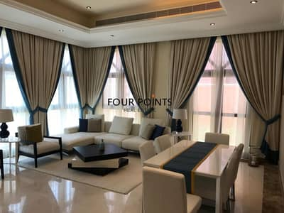 5 Bedroom Villa for Sale in Jumeirah Golf Estate, Dubai - Pay 50% and Move In  5BR+Maids Room Villa with Private Pool Villa in Orang Lake