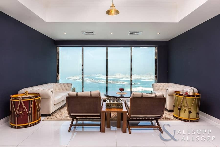 2 Full Sea Views | Upgraded | Maids | 3888sf