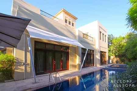 فیلا 5 غرفة نوم للايجار في البراري، دبي - Private Pool | 5 Bedrooms | Landscaped.