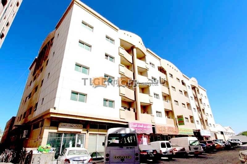 5 1 br Apartment for Rent in Al Wazir Tower in Al Wahda Sharjah - Main Road