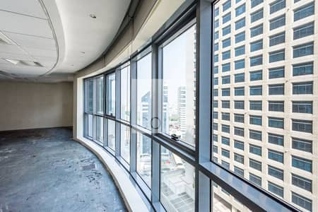 Office for Rent in Barsha Heights (Tecom), Dubai - Mid floor semi fitted office in Tameem