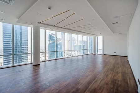 Office for Rent in Business Bay, Dubai - Prime Location | Fitted Unit | High Floor
