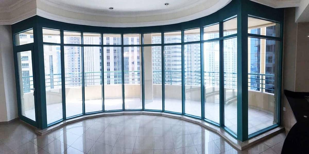 Higher Floor| 2 Bedroom Apartment | Marina Crown