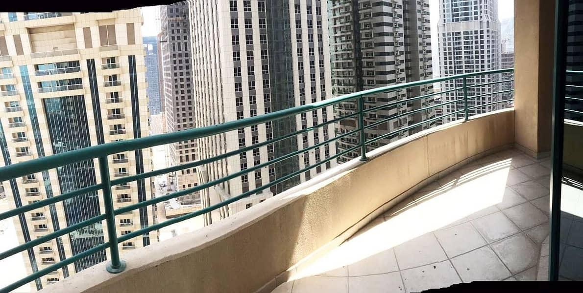 10 Higher Floor| 2 Bedroom Apartment | Marina Crown