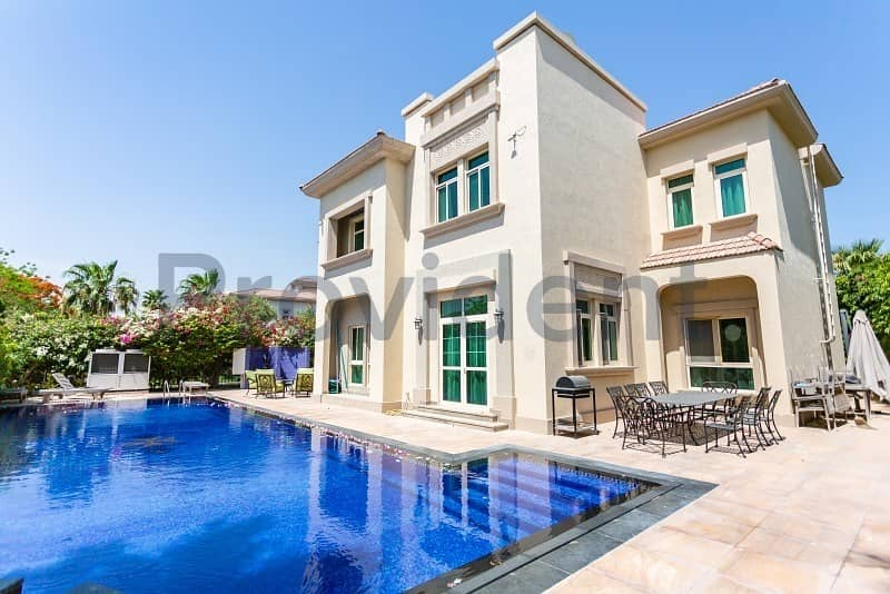 2 Fully Furnished 4BR with Infinity Pool