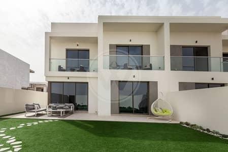 تاون هاوس 3 غرفة نوم للبيع في جزيرة ياس، أبوظبي - Corner Townhouse Yas Acres Precinct 1
