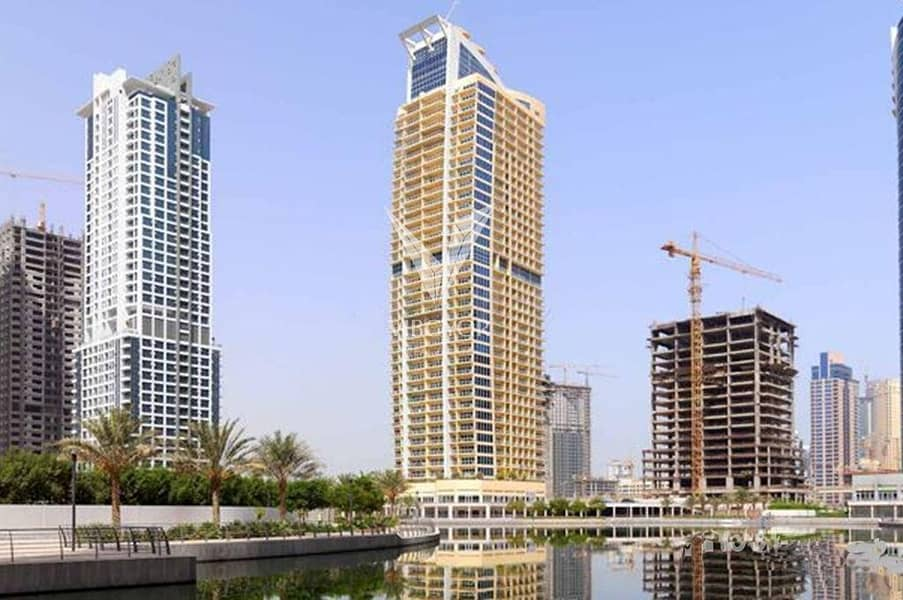 Shop for Sale in Lake View Tower - JLT