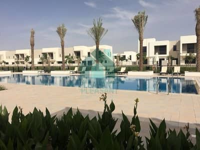 3 Bedroom Townhouse for Rent in Town Square, Dubai - Brand New 3 Bed Townhouse Near Pool - Hayat Townhouse