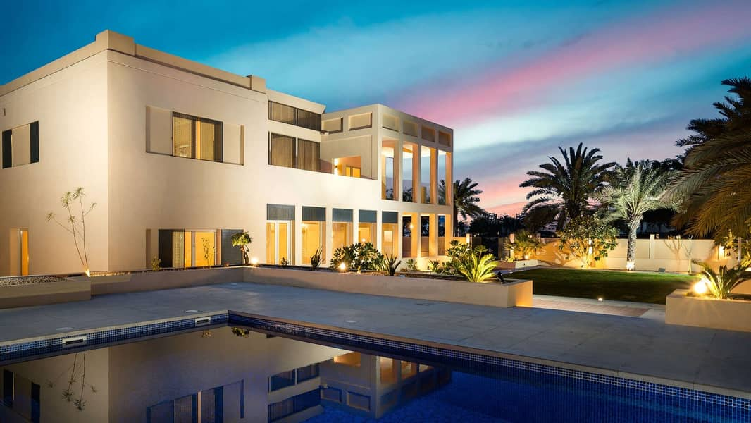 Exquisite Family Home In Emirates Hills