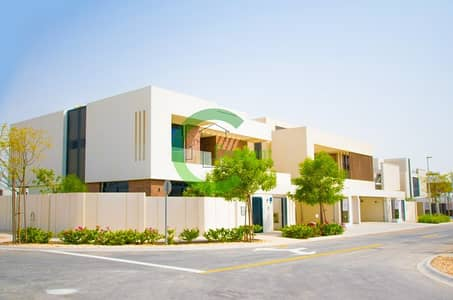 5 Bedroom Villa for Sale in Yas Island, Abu Dhabi - Buy This Luxury Villa Type T3C2 Big Plot