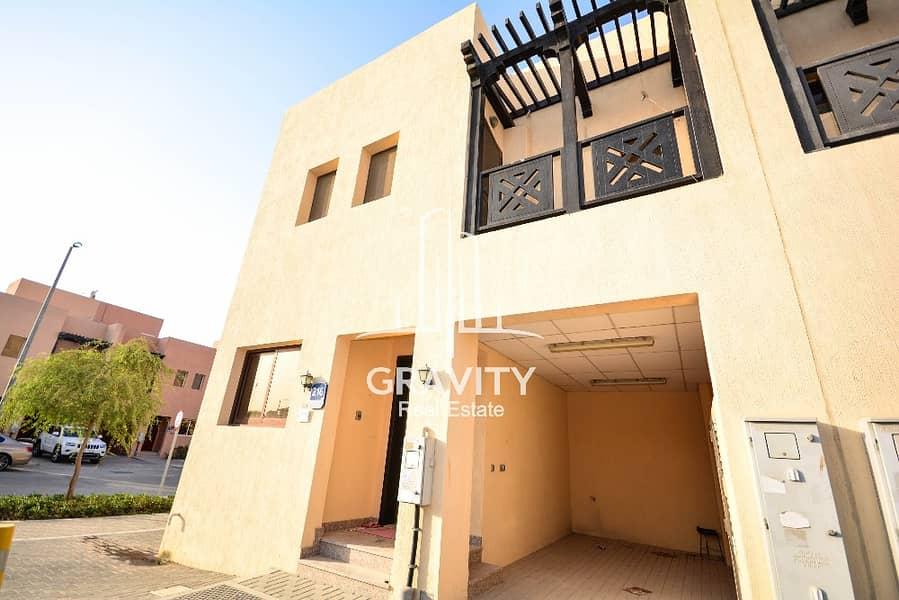 Ready for occupancy 3BR villa in Hydra Village
