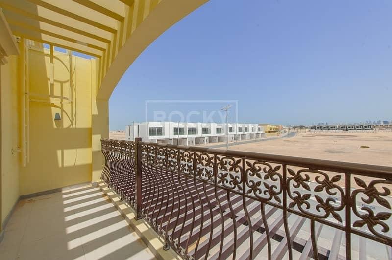 Type A | Brand New Townhouse | Al Furjan