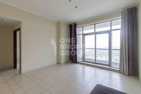 فلیٹ 1 غرفة نوم للايجار في دبي مارينا، دبي - 1BR Torch Tower   Unfurnished   Vacant  
