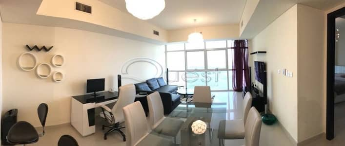 1 Bedroom Apartment for Rent in Al Reem Island, Abu Dhabi - Amazing Marina View Furnished 1Bed in Tala