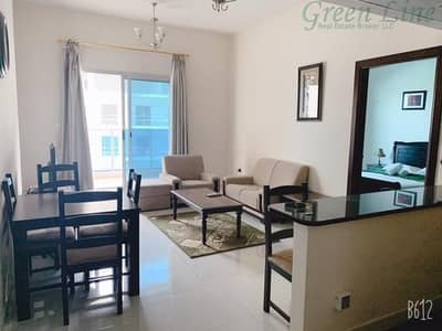 1 Bedroom Apartment for Rent in Dubai Sports City, Dubai - Amazing Fully Furnished 1 Bedroom In Elite 5