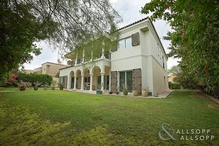 5 Bedroom Villa for Sale in Motor City, Dubai - Corner Unit | Phase 1 | Vacant on Transfer