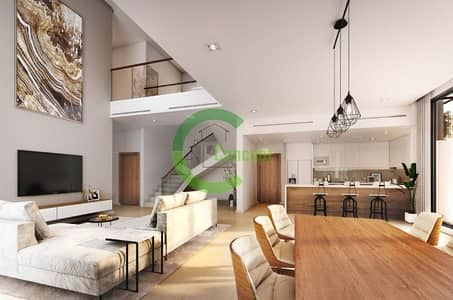 2 Bedroom Villa for Sale in Yas Island, Abu Dhabi - Book And Invest Now! Townhouse With ROI!