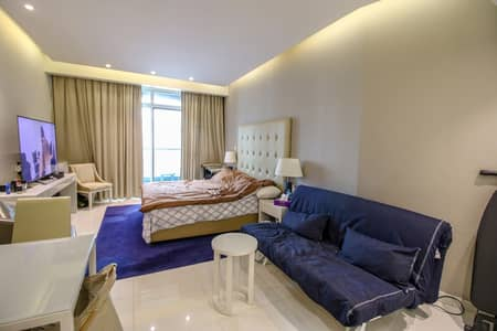 Studio for Sale in Business Bay, Dubai - Luxurious Full Canal View Fully Furnished Studio