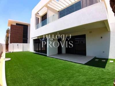 فیلا 4 غرفة نوم للايجار في جزيرة ياس، أبوظبي - Single Row 4BR Villa with Fully Landscaped Garden!