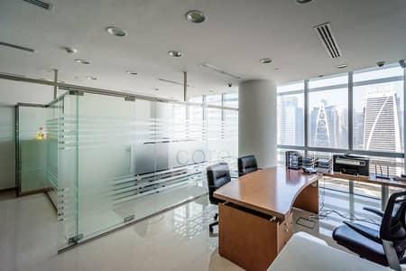 Premium Fitted Office | Mid Floor | Almas