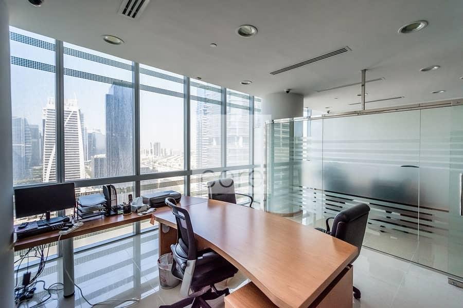 2 Premium Fitted Office | Mid Floor | Almas