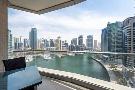 2 Bedroom Flat for Sale in Dubai Marina, Dubai - Best Layout | Two Bedroom | Marina View