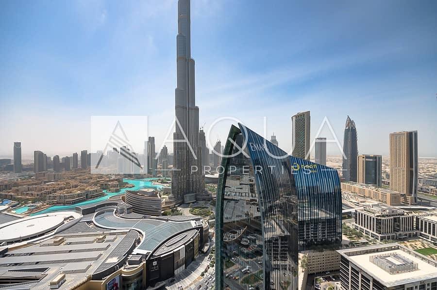 2 Luxurious   Burj Khalifa and Fountain View