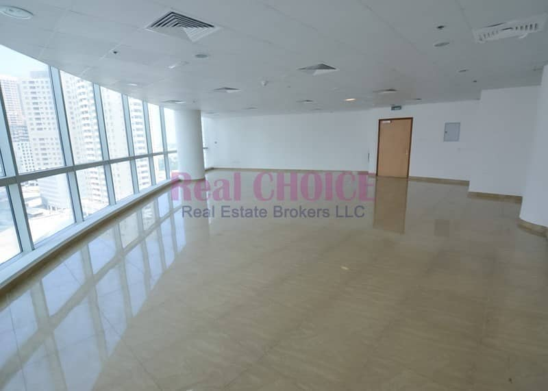 Spacious Fitted Affordable Office Space|Mid Floor