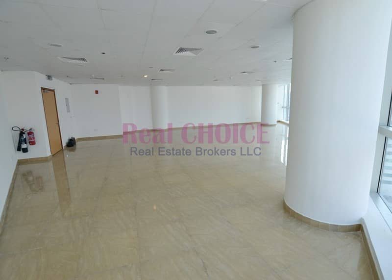 2 Spacious Fitted Affordable Office Space|Mid Floor