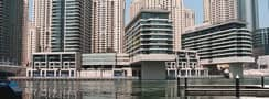 10 Marina and Pool View Vacant 1BR Marina Quay West