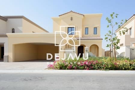 3 Bedroom Villa for Sale in Arabian Ranches 2, Dubai - Exclusive Luxurious 3BR+Maid's Room Single Row