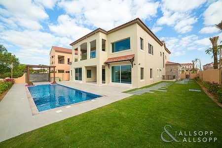 5 Bedroom Villa for Rent in Jumeirah Golf Estate, Dubai - 5 Bedrooms | Luxury Finish | Large Plot