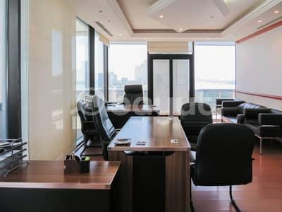 مکتب  للايجار في منطقة الكورنيش، أبوظبي - مکتب في منطقة الكورنيش 18000 درهم - 2268694