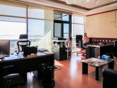 Office for Rent in Corniche Area, Abu Dhabi - Office for rent 10,000 AED for 6 Months