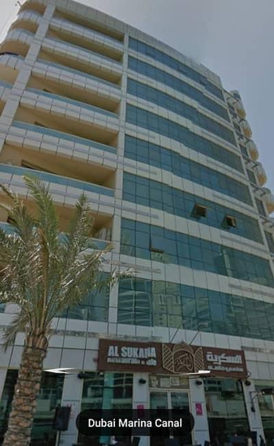 محل تجاري  للايجار في دبي مارينا، دبي - محل للايجار كامل اطلالة على المارينا مساحة واسعة