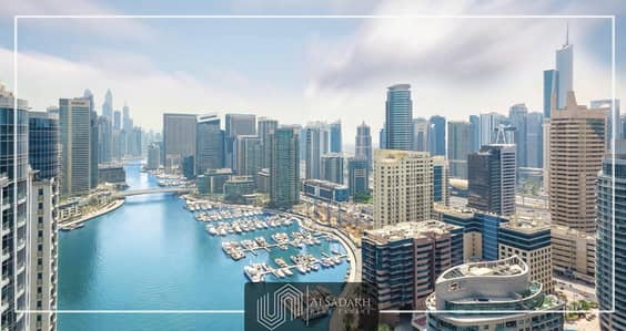 1 Bedroom Apartment for Sale in Dubai Marina, Dubai - we are take about luxury and amazing view