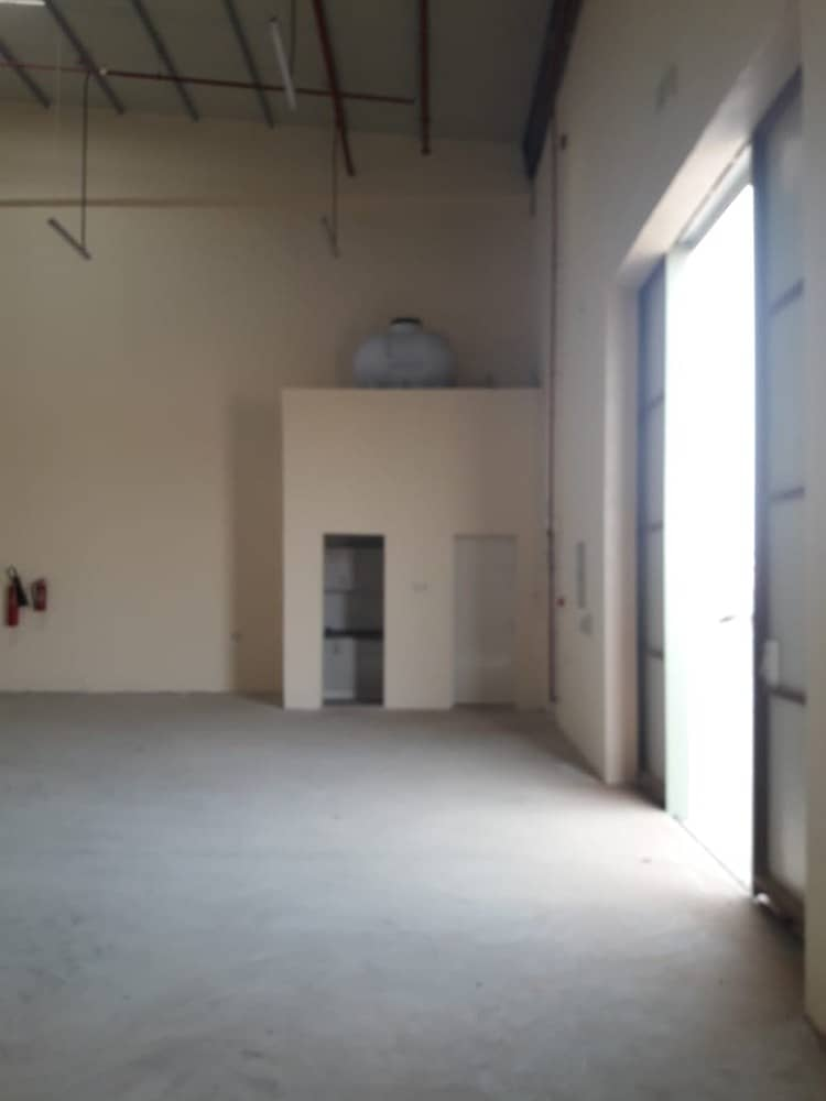 HOT OFFER!! Brand New warehouse 8,839sq ft @ 176,780 only in Umm al Quin