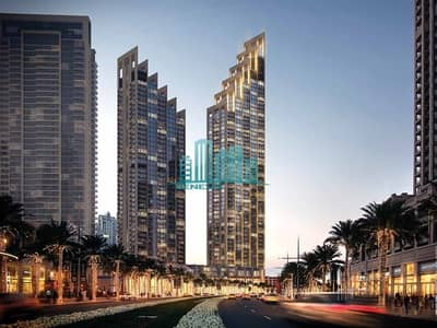 3 Bedroom Apartment for Sale in Downtown Dubai, Dubai - 0% DLD 3BR +M+ family room  free service charge