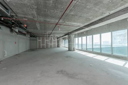 Office for Sale in Business Bay, Dubai - Full Canal View | semi-fitted Office | Business Bay